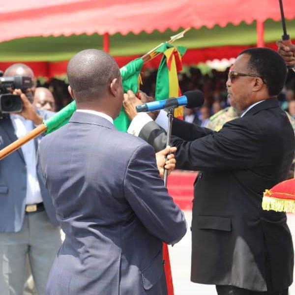 Congo-B. Double anniversaire à l'académie militaire Marien Ngouabi