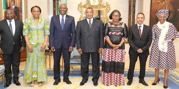 Le FNUAP salue les efforts de Sassou N'Guesso dans la lutte contre la mortalité maternelle et infantile