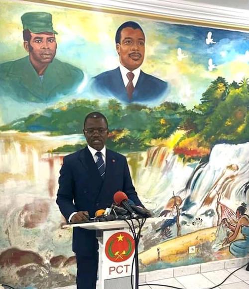 Congo. Quand Tsaty Mabiala cherche à piéger Sassou N'Guesso