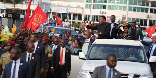 Denis Sassou N'Guesso pour une relance de l'emploi des jeunes à Pointe-Noire