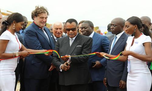 Congo. Denis Sassou N'Guesso prêche le développement à Pointe-Noire