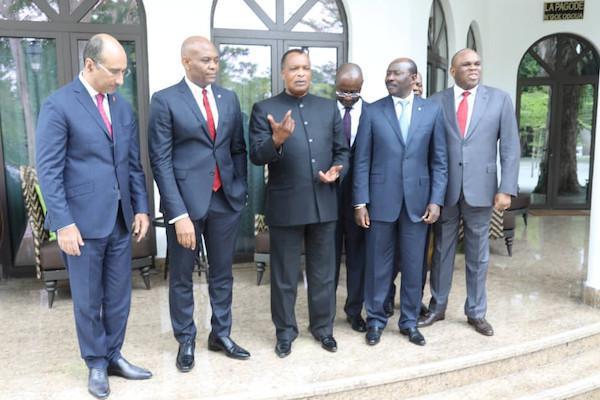 Congo. Les banquiers solidaires avec Denis Sassou N'Guesso face au FMI