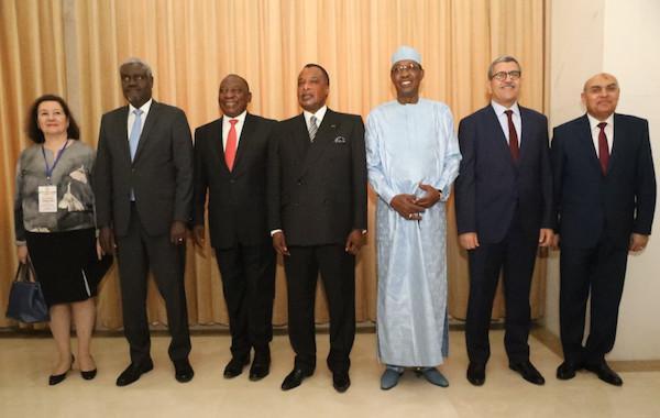Crise libyenne. Le sommet d'Oyo débouche sur un dialogue pour la paix