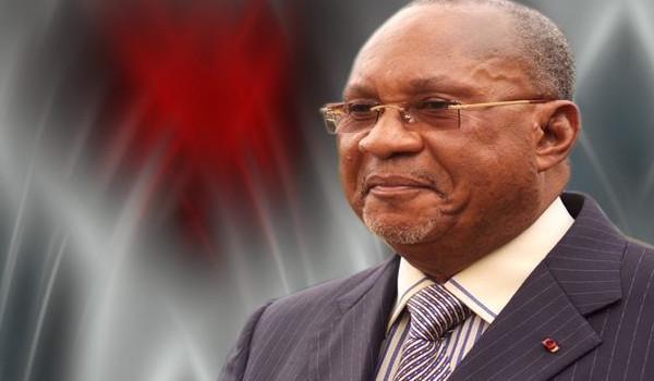Joachim Yhombi-Opango n'est plus