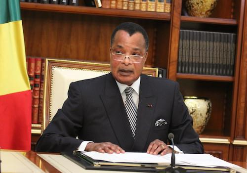 Denis Sassou NGuesso annonce des mesures plus strictes de riposte contre le coronavirus
