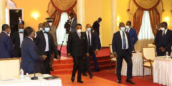 Denis Sassou N'Guesso opte pour le Covid-Organics comme remède contre le Coronavirus
