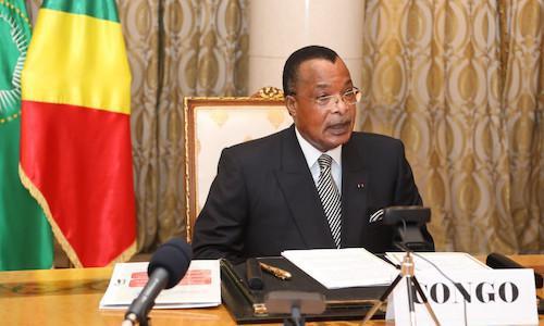 Allocution de Denis Sassou NGuesso au sommet de l'OAEACP