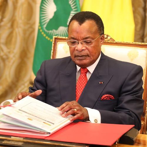 Denis Sassou NGuesso nouveau président en exercice de la CEEAC