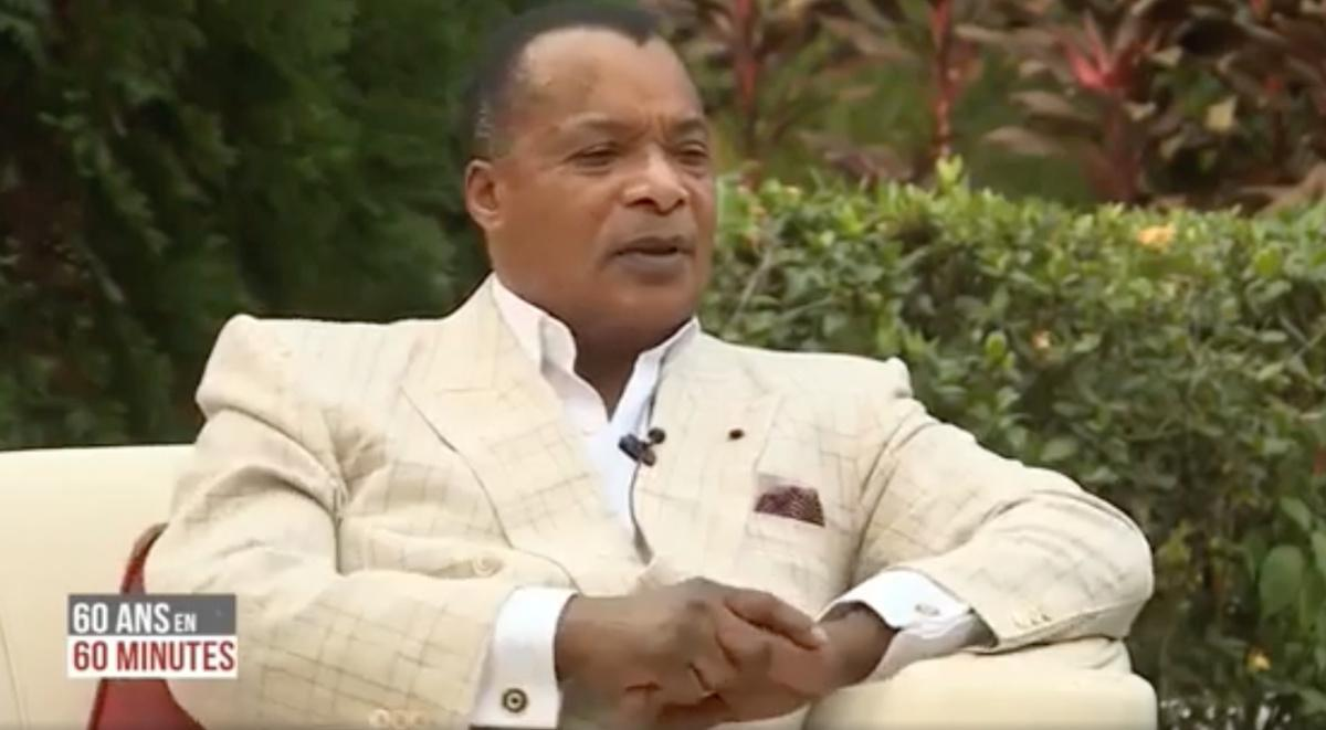 Interview exclusive de Denis Sassou N'Guesso sur TV Congo