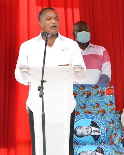 Présidentielle 2021 : Denis SASSOU Nguesso choit Dolisie pour annoncer officiellement sa candidature