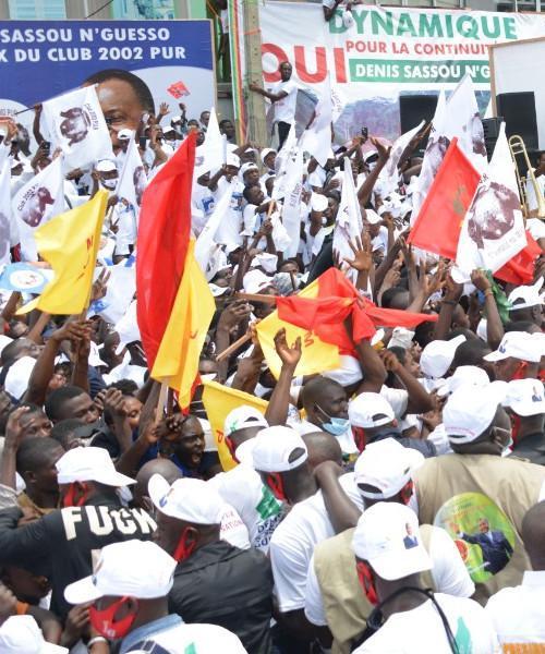 Présidentielle 2021 : Denis SASSOU Nguesso homme des masses plébiscité pour une victoire incontestable