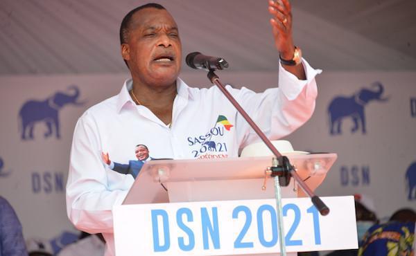 Présidentielle 2021 : avec Denis SASSOU N'Guesso, ce qui va changer pour le Congo