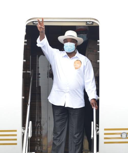 Présidentielle 2021 : le candidat Sassou NGuesso vu par la presse