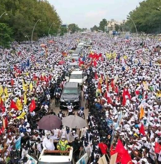Présidentielle #2021 : Sassou NGuesso un candidat d'exception, mobilisateur hors pair