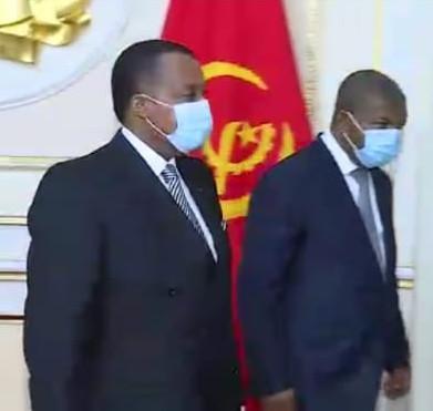 Denis Sassou NGuesso au 2è sommet de la CIRGL sur la RCA à Luanda