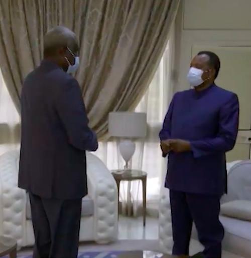 Denis Sassou NGuesso entend peser dans la résolution de la crise tchadienne