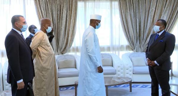 Tchad : la diplomatie de Denis SASSOU Nguesso à pied d'oeuvre