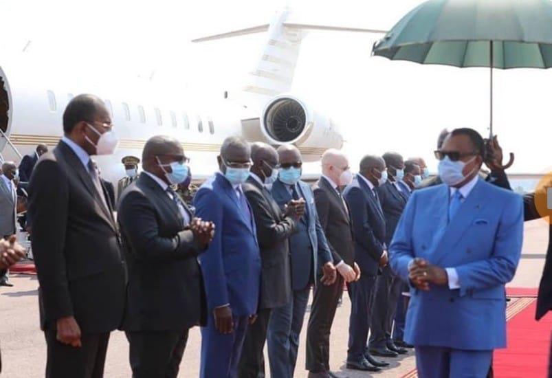 Denis SASSOU Nguesso regagne Brazzaville et nomme Collinet Makosso Premier Ministre