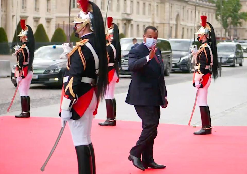 Denis SASSOU Nguesso plaide pour une annulation de la dette africaine