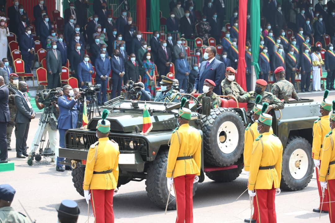Congo-B. 61 ans d'indépendance sous le signe de la paix et à la résilience