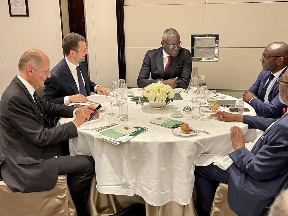 Congo-France. La visite de Collinet Makosso auprès du Medef un espoir de relance pour le pays