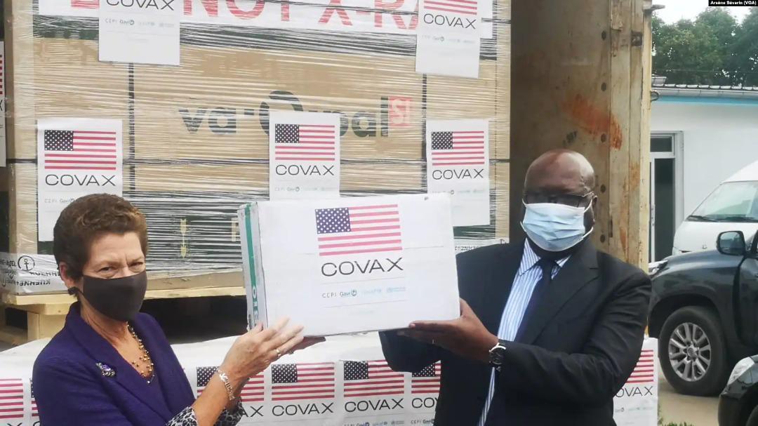 Covid-19. Les États-Unis font don de 300 000 vaccins au Congo