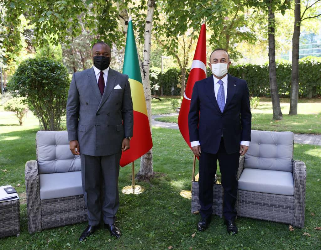Coopération. La Turquie entend intensifier ses investissements au Congo