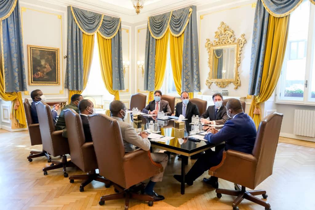Coopération. Le groupe italien Althea souhaite investir au Congo