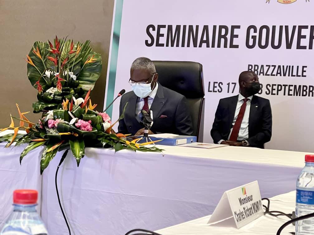 Gouvernance. Les ministres congolais en conclave autour du PM Collinet Makosso