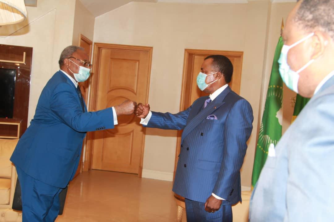 Denis Sassou NGuesso prépare activement l'AG des nations unies