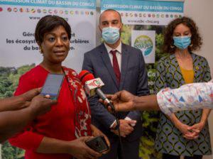 Coopération. L'AFD axe son action au #Congo sur l'Environnement
