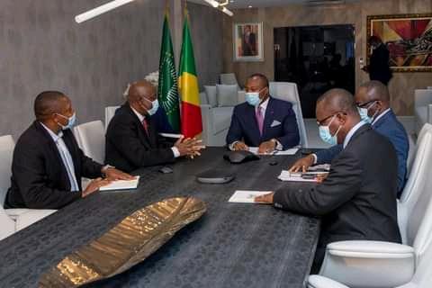 Le #Congo et l'#Afrique du Sud vont intensifier leurs échanges commerciaux