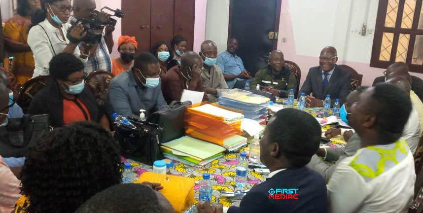 L'Université Marien #Ngouabi suspend la grève suite à une concertation avec le gouvernement