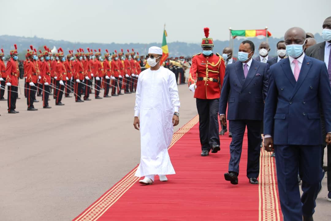 Denis #Sassou NGuesso appelle la #CEEAC à soutenir financièrement et matériellement #Mahamat Idriss #Deby