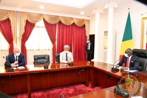 Coopération. Le PM Collinet Makosso bientôt en visite à l'Union européenne
