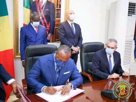 La compagnie pétrolière #ENI accompagnera les projets agricoles au #Congo
