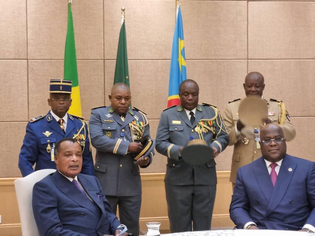 Sécurité. La formation militaire un défi majeur pour les États d'Afrique centrale