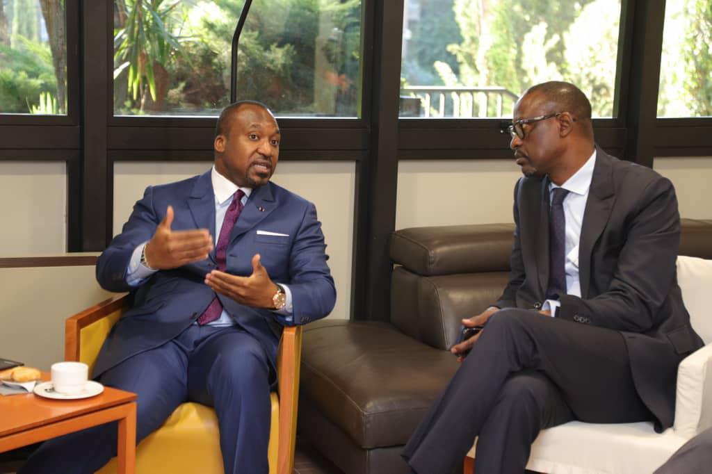 Investissement. Le Congo représenté au forum Italia Africa Business Week