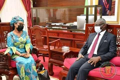 Le PM Collinet Makosso invité à la Conférence Générale de l'UNESCO à Paris