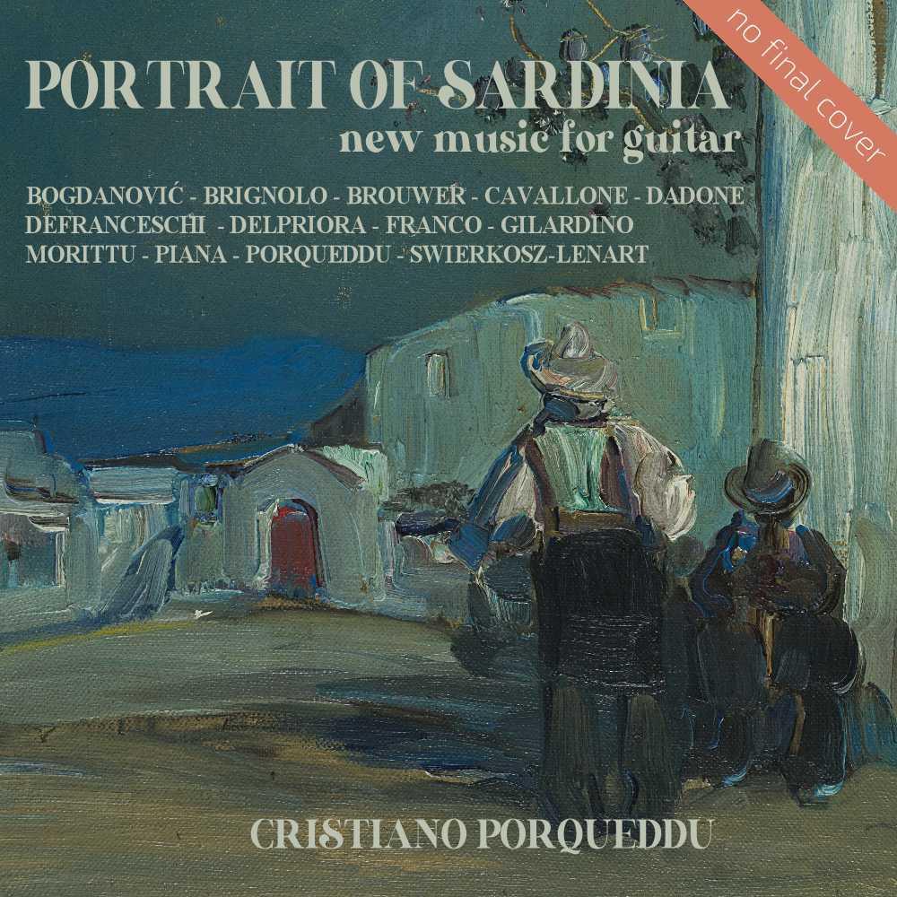 Portrait of Sardinia - il disco di Sardinia_Moving_Arts