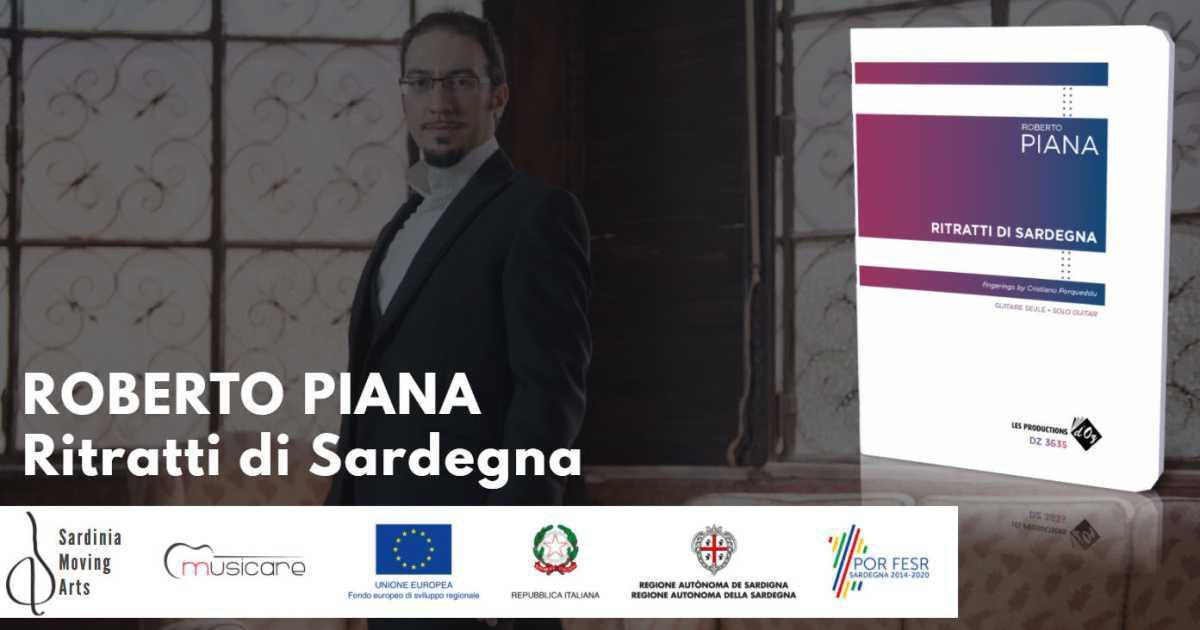 Roberto Piana: Ritratti di Sardegna