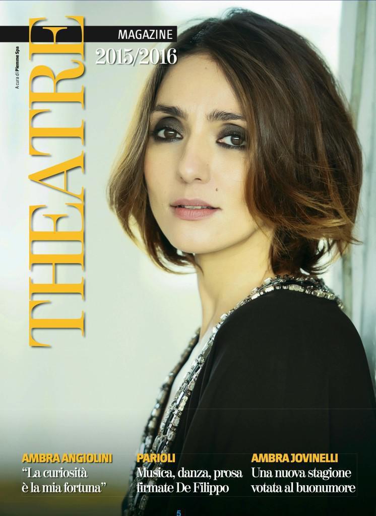 Con il Corriere a Roma riecco Theatre Magazine