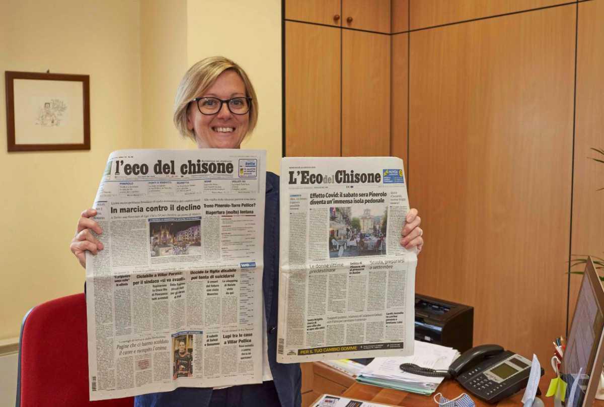 Stampa locale: La nostra soluzione per fare meglio risparmiando tempo e denaro