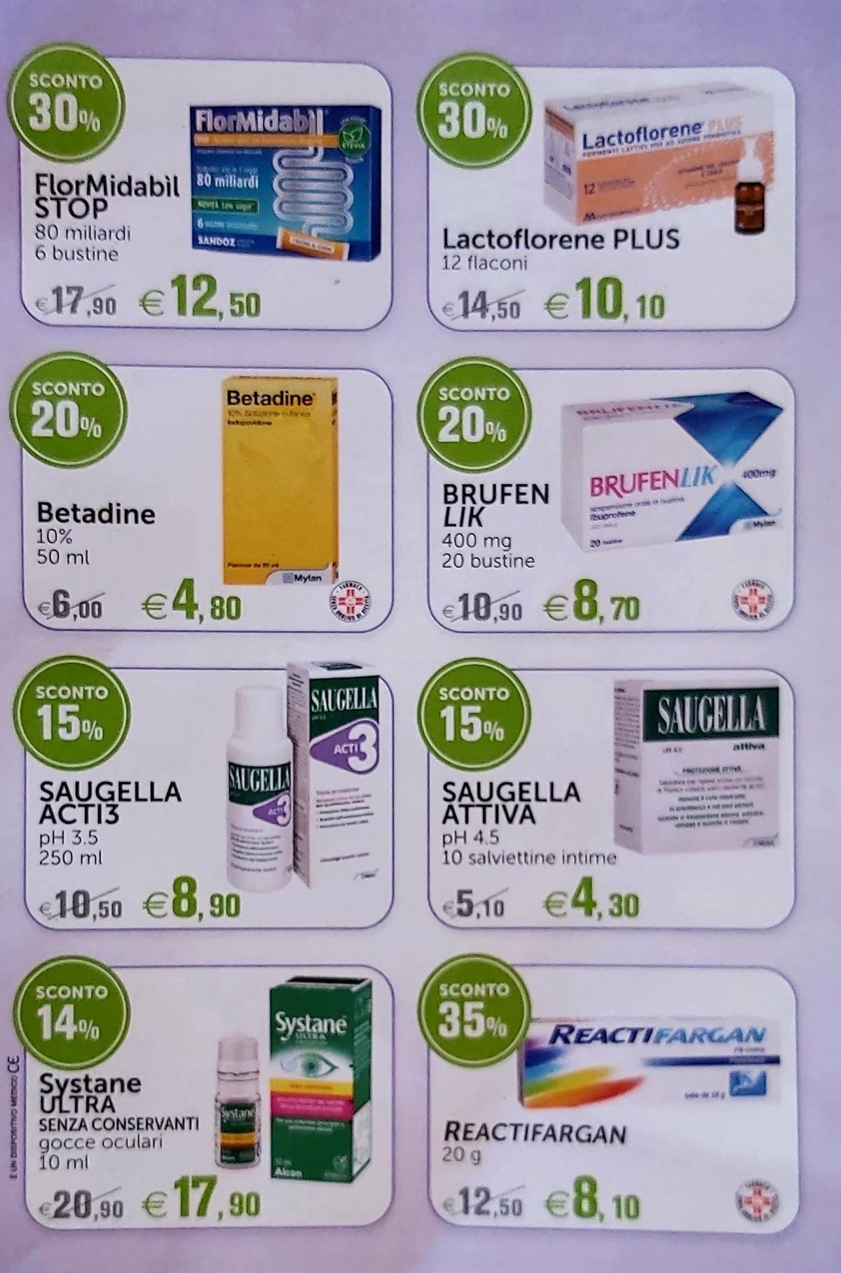KIT DEL VACANZIERE farmacia santa viola
