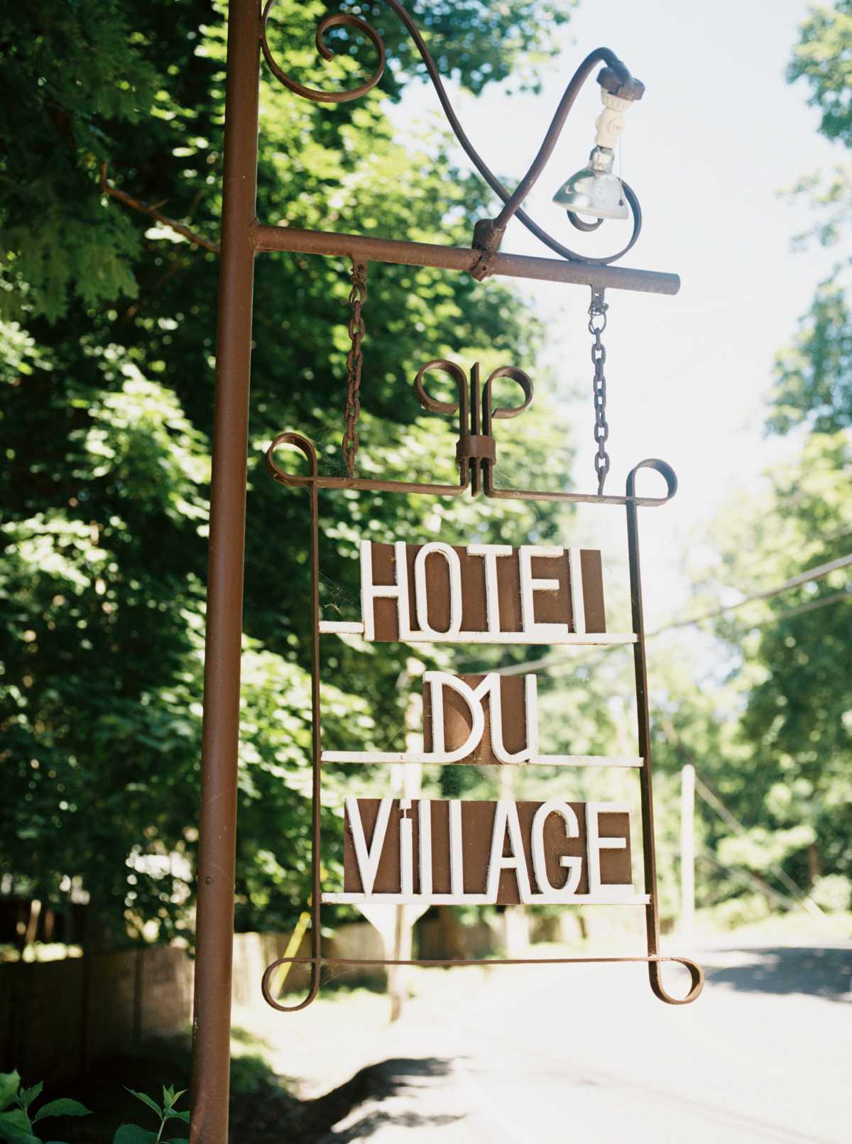 Celebrate at the Hotel Du Village