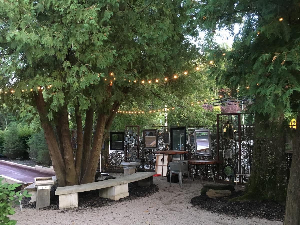 Outdoor Star Room
