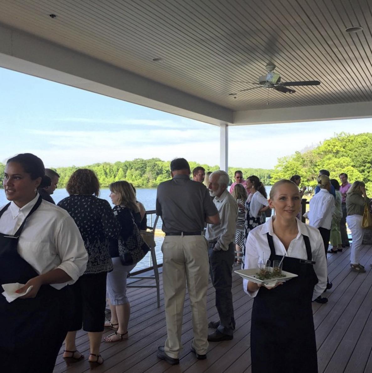 Celebrate at The Boathouse at Mercer Lake