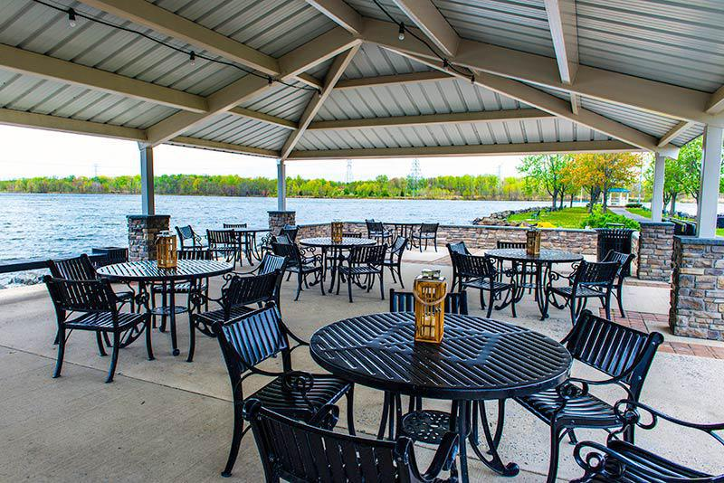 Celebrate at The Boathouse at Mercer Lake