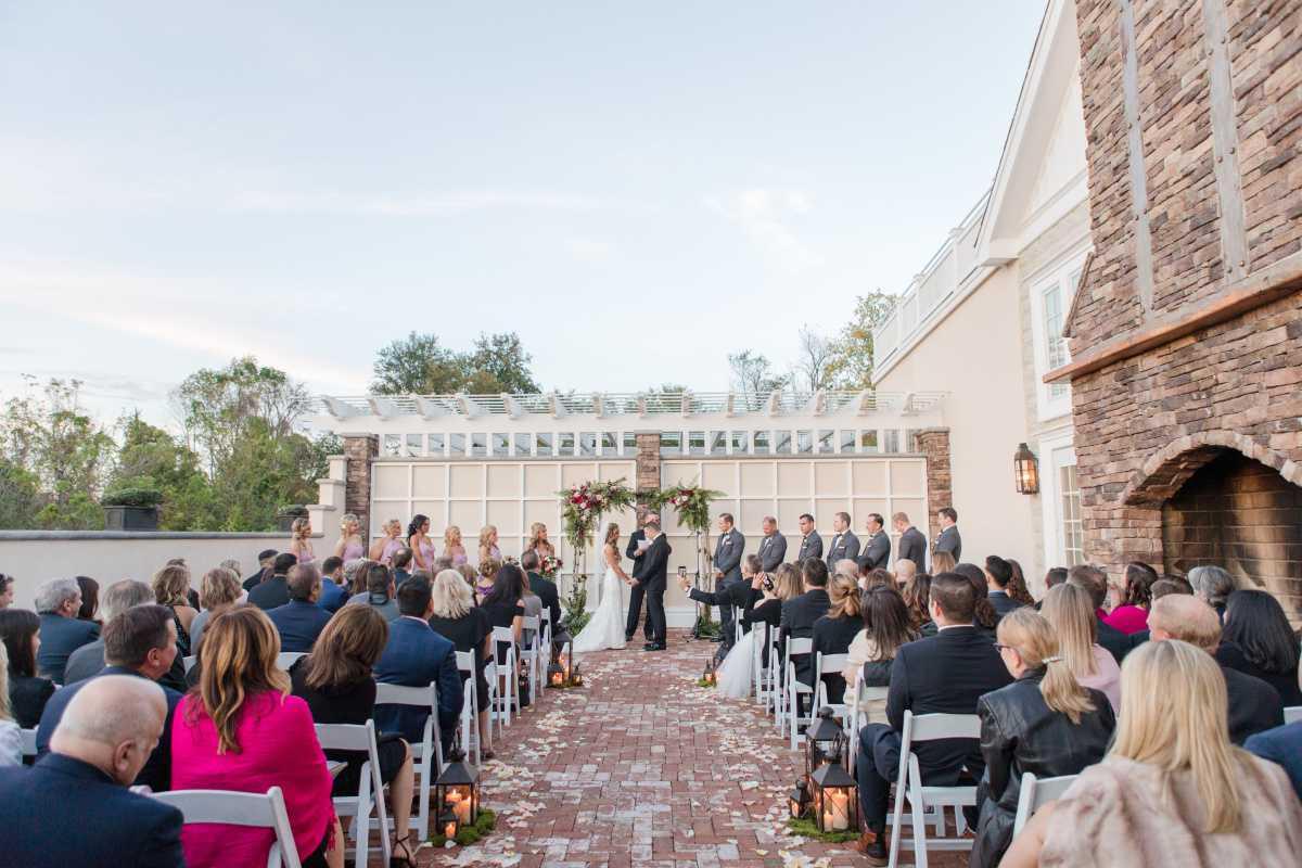 Ceremony Areas