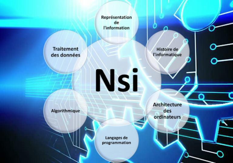 La spécialité Numérique et Sciences Informatiques (NSI)